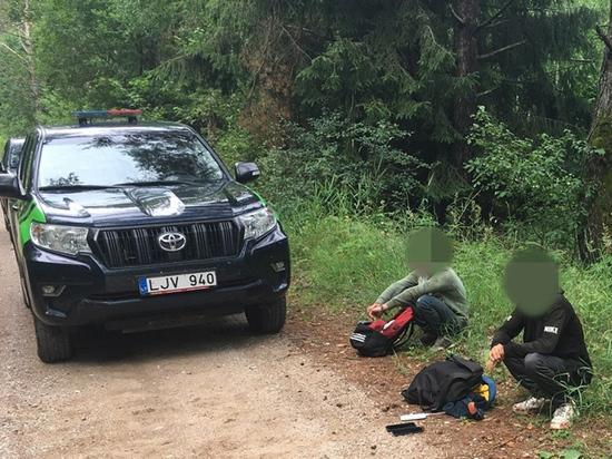 ЕС помог: прислал 6 офицеров и 10 эстонских пограничников