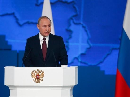 Путин: власти займутся проблемой качества воздуха в городах Кузбасса