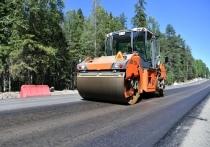 Вокруг Петрозаводска ведётся масштабный ремонт региональных дорог