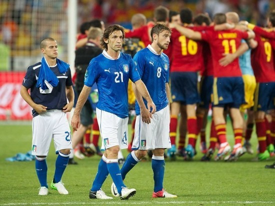 Сборная Италии переиграла Испанию и вышла в финал Евро-2020