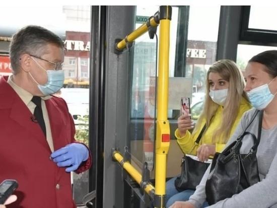 Рейды по соблюдению эпидемиологических норм усилят в Барнауле