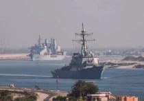 Авианосцы Великобритании покинули Средиземное море