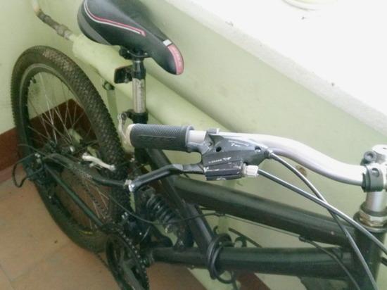 В Волжске полицейские нашли велосипедного вора
