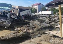 15 домов и 52 двора на Кубани остаются подтоплены