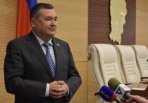 Председатель краевого парламента принял участие в заседании Президиума Совета законодателей Российской Федерации