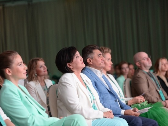 В Москве на третьем съезде партии «Новые люди» выдвинули федеральный список кандидатов для участия в выборах депутатов в Государственную думу