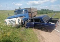 Молодой великолучанин пострадал в ДТП на дороге Великие Луки – Усвяты