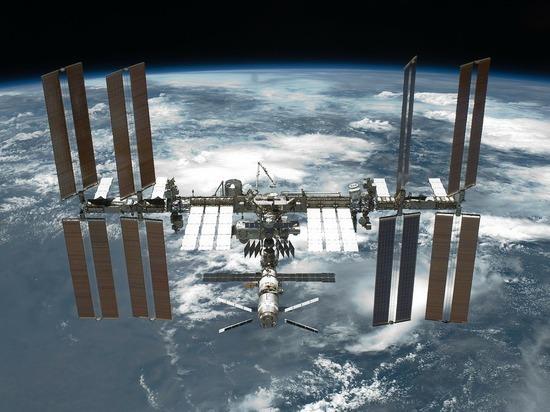 В Роскосмосе рассказали о возможной встрече МКС с неизвестным объектом