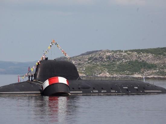 Датского рабочего поразила российская подлодка «Орел»