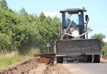Около 8 км приграничной дороги в Невельском районе отремонтируют до 30 июля