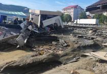 В Туапсинском районе Кубани 17 комиссий оценивают нанесённый стихией ущерб. ФОТО. ВИДЕО