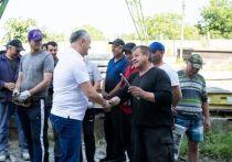 Игорь Додон: Мы создадим достойные условия жизни и труда в Молдове