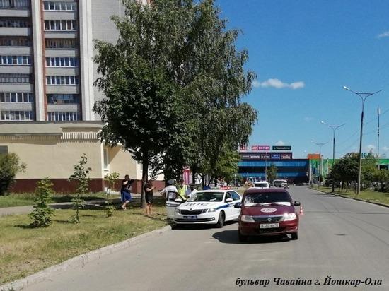 В Йошкар-Оле «Рено» сбил 11-летнюю девочку
