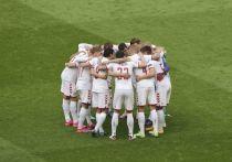 Англия встретится с Данией в полуфинале чемпионата Европы по футболу