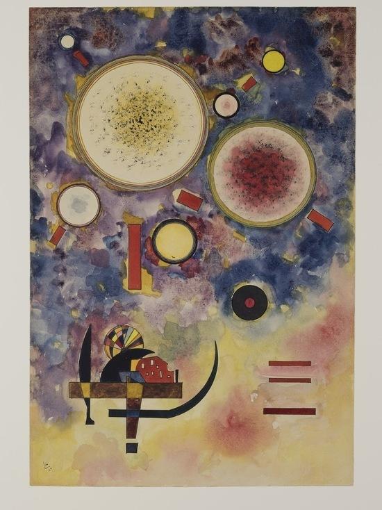 Пикассо, Шагал, Дали и Кандинский обосновались в Иерусалиме