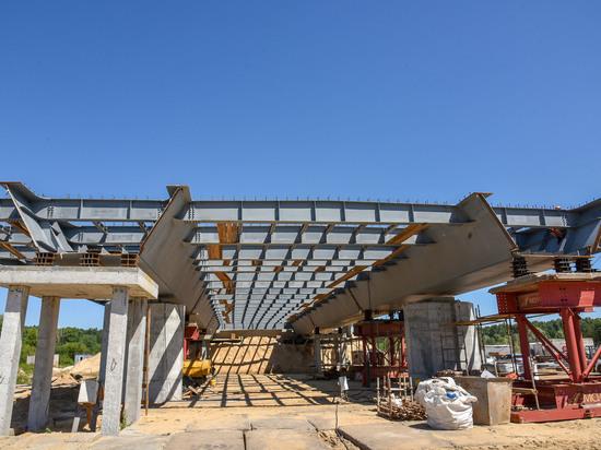 Власти Марий Эл контролируют строительство объездной в Йошкар-Оле