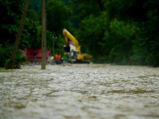 Всё больше жертв: ещё два человека погибли в Горячем Ключе во время потопа