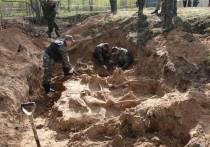 Прокурор Псковской области просит признать геноцидом расстрел местных жителей в годы войны