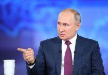 Путин лично поздравил Пашиняна с победой на выборах