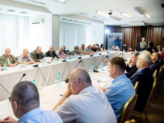 Общины многонациональной Молдовы выразили поддержку Блоку ПКРМ-ПСРМ