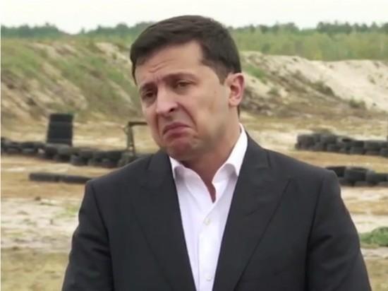 """Экс-депутат Рады поведал об """"истерике"""" Зеленского из-за НАТО"""