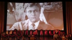 Появились первые кадры прощания с Владимиром Меньшовым