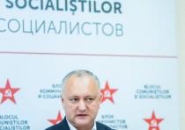Додон: Избирательную агитацию в пользу ПДС ведет даже Людовик Орбан