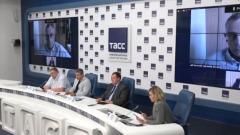 Матом прервали карельского политолога Анатолия Цыганкова в ТАСС