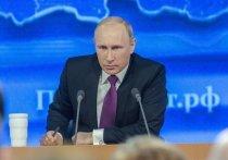 Владимир Путин поручил принять меры по обеспечению псковичей надлежащей питьевой водой