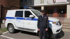Благодаря бдительности полицейского вологжанину удалось сохранить денежные средства