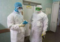 В омских больницах заканчиваются места для стационарного лечения коронавируса