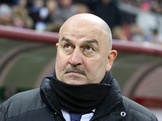 Черчесов отправлен в отставку с поста тренера сборной России