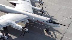 Минобороны показало видео учений дальней авиации в Арктике