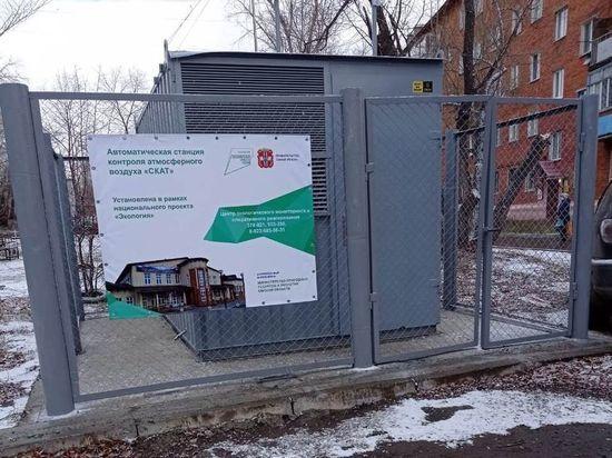 В Омске Минприроды вновь зафиксировало выбросы сероводорода