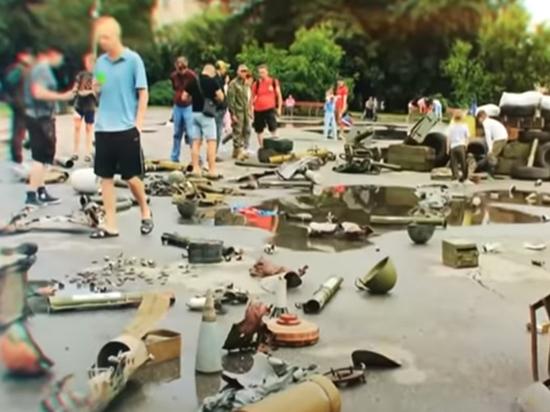 Ветерана милиции ЛНР ужаснула выставка с трупами в Славянске