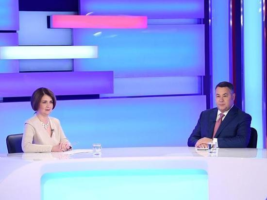 Губернатор Тверской области подтвердил планы по ускорению строительства детской больницы