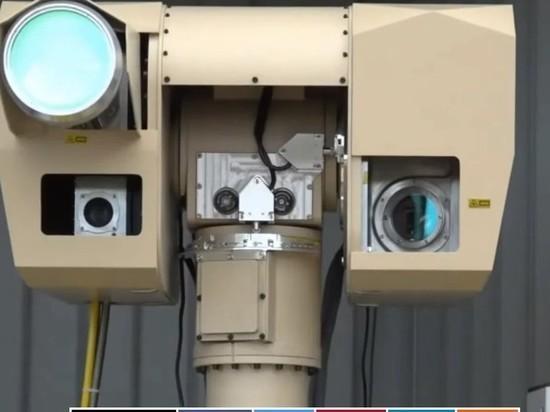 Франция успешно испытала  лазер против военных дронов