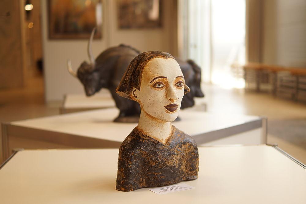 Крупнейшая в Сибири выставка молодых художников открылась в Барнауле