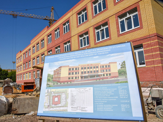 В правительстве Марий Эл обсудили строительство школ