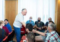 Игорь Додон: Наш приоритет - поддержка отечественного производителя