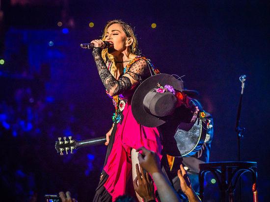 Мадонна пообещала отвоевать Бритни Спирс у отца