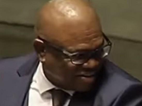 Мэр Йоханнесбурга скончался от коронавируса