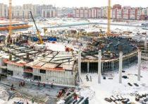 В Омскую область пришёл ещё один транш на строительство хоккейной арены