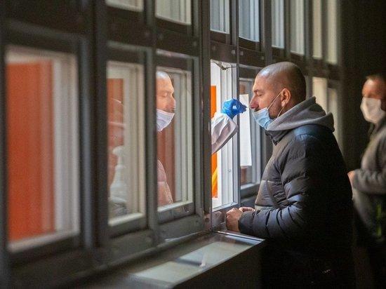 Алтайский край вошел в список регионов с низким охватом тестирования на ковид