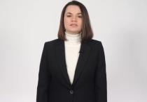 Лидер оппозиции Белоруссии Светлана Тихановская рассказала, как встречалась с президентом Украины Владимиром Зеленским