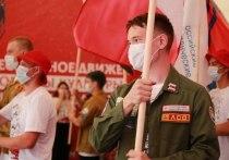 Молодёжный волонтёрский лагерь открылся в деревне Самолва