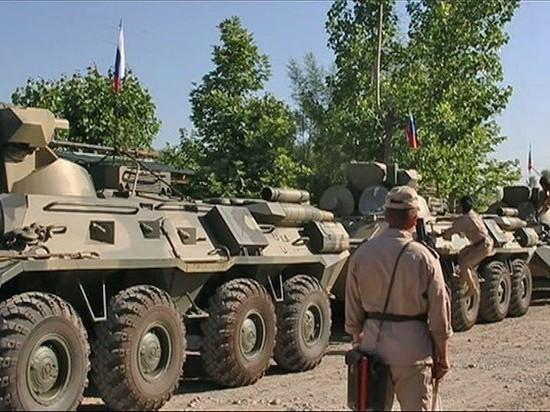 Американцы вспомнили о военной базе РФ в Таджикистане