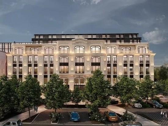 Гостиничный комплекс за 400 млн появится в центре Нальчика