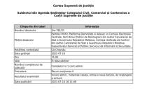 Высшая судебная палата РМ отменила скандальное решение АП по выборам