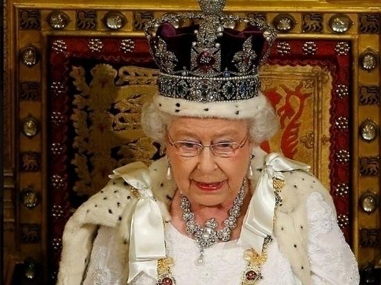 Елизавета II обратилась к сборной Англии перед финалом Евро-2020